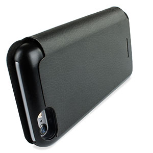 enCharge Solar iPhone 6 Battery Flip Case 2,800mAh - Black