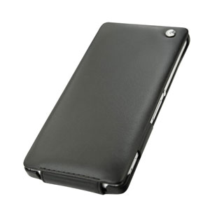 Noreve Tradition Sony Xperia Z3 Leather Case - Black