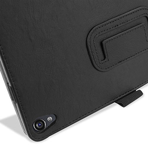 Housse Google Nexus 9 Encase Stand and Type – Noire
