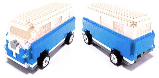 Caravana UTICO controlada por App para iOS y Android - Azul