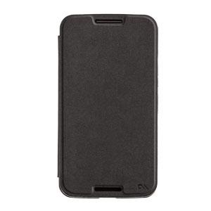 Case-Mate Stand Folio Google Nexus 6 Case - Black