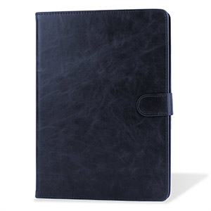 Encase Leather-Style iPad Air 2 Case - Blue
