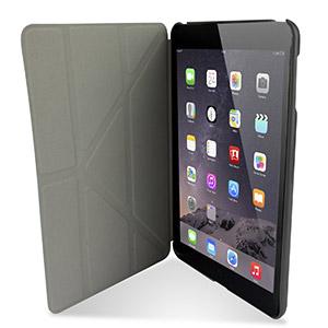 Encase Folding Stand iPad Mini 3 / 2 / 1 Case - Black