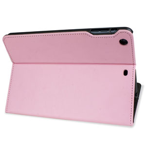Encase Stand and Type iPad Mini 3 / 2 / 1 Case - Pink