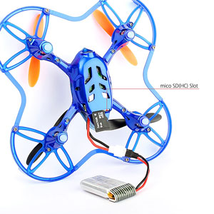 HuaxiangToys 6-Axis Mini Quadcopter with Camera