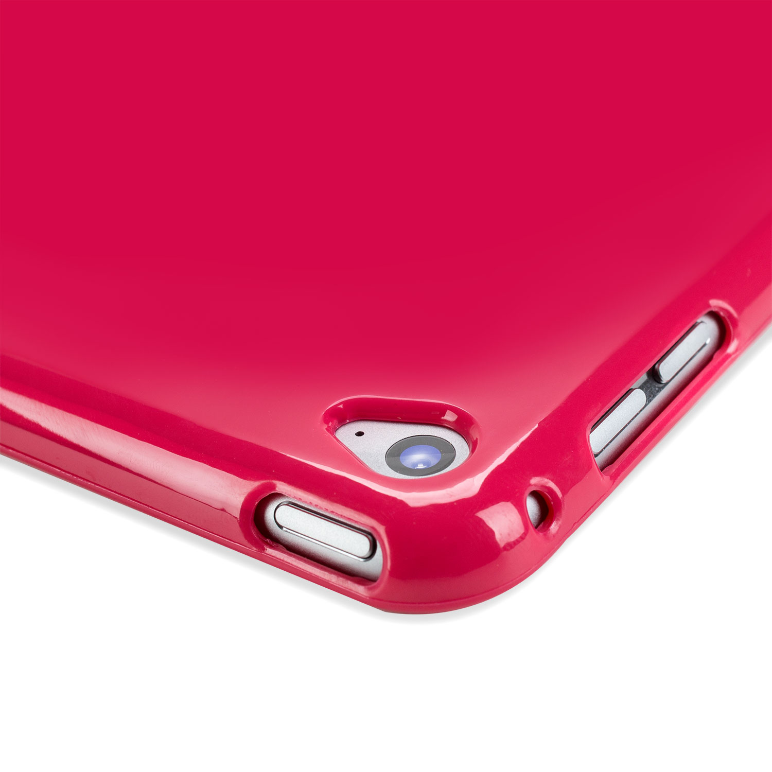 Encase FlexiShield iPad Air 2 Gel Case - Hot Pink