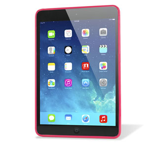 Encase FlexiShield iPad Mini 3 / 2 / 1 Gel Case - Hot Pink