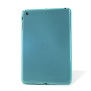 Encase FlexiShield iPad Mini 3 / 2 / 1 Case - Light Blue
