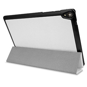 Encase Silk Google Nexus 9 Folio Stand Case - White