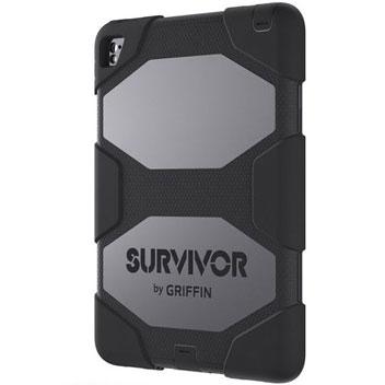 Griffin Survivor All-Terrain iPad Air 2 Tough Case - Black