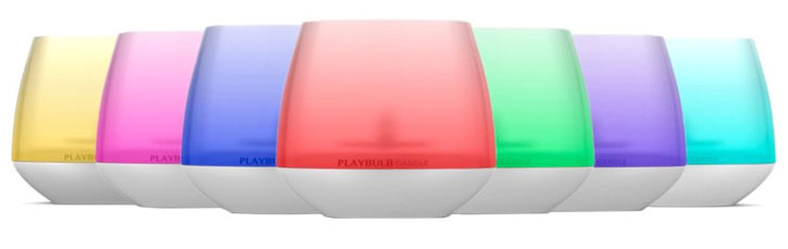 Bougie LED MiPow Playbulb