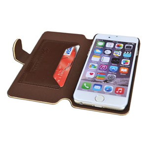 Create and Case iPhone 6 Stand Case - Colourflash 3