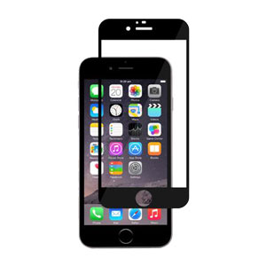 Moshi iVisor iPhone 6 Plus Glass Screen Protector - Black