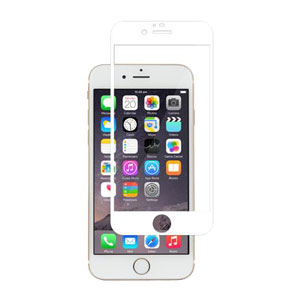Moshi iVisor iPhone 6 Plus Glass Screen Protector - White