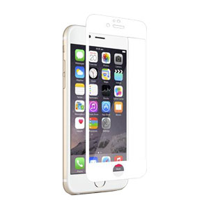 pretty nice 88432 83af8 Moshi iVisor iPhone 6S Plus / 6 Plus Glass Screen Protector - White
