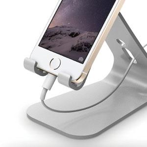 support bureau universel smartphones elago m2 aluminium. Black Bedroom Furniture Sets. Home Design Ideas