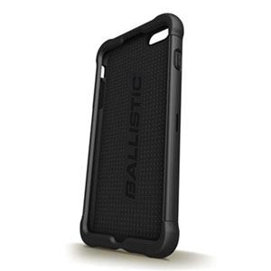 Ballistic Tough Jacket iPhone 6 Plus Case - Black