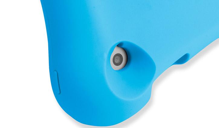 Encase Big Softy Child-Friendly iPad Air 2 Silicone Case - Blue