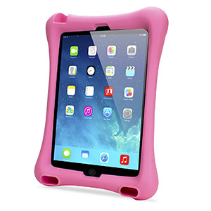 Encase Big Softy Child-Friendly iPad Mini 3 / 2 / 1 Case - Pink