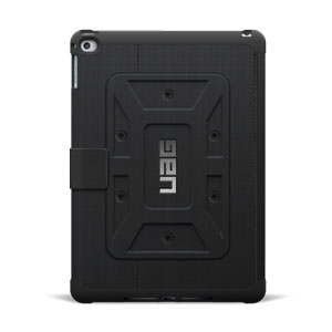 UAG Scout iPad Air 2 Rugged Folio Case - Black