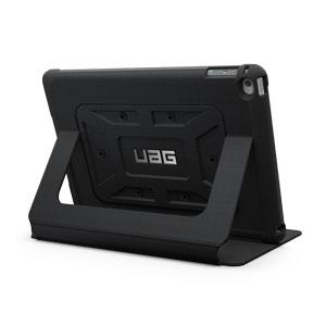 UAG Scout iPad Air 2 Rugged Folio Case - Black