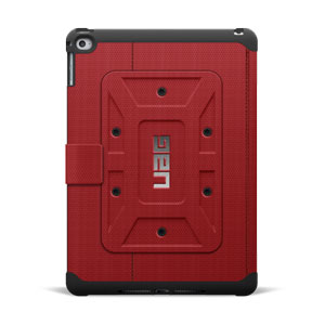 UAG Rogue iPad Air 2 Rugged Folio Case - Red