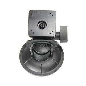 Brodit Universal Suction Mount with AMPS Plate - Black