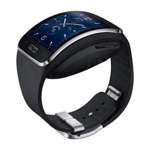 Samsung Gear S Smartwatch Charging Cradle - Black