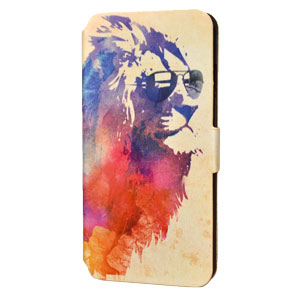 Create and Case iPhone 6 Book Case - Sunny Leo