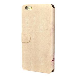 Create and Case iPhone 6 Plus Book Case - Warrior Owl