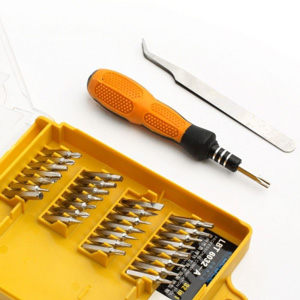 32 Piece Screwdriver Mobile Device Maintenance Kit