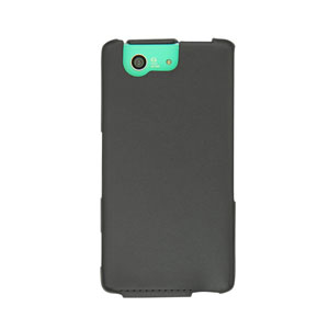 Noreve Tradition Sony Xperia Z3 Compact Leather Case - Black