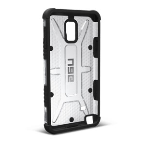 UAG Samsung Galaxy Note 4 Protective Case - Maverick - Clear