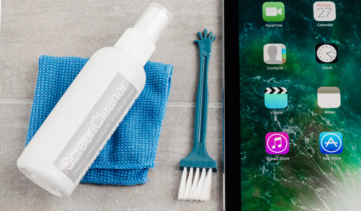 Olixar Advanced Screen Cleaning Kit - 100ml