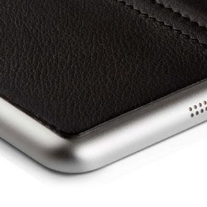 Twelve South SurfacePad iPad Air 2 Luxury Leather Case - Black