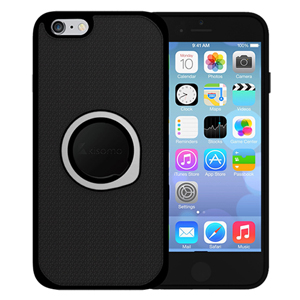 Kisomo ViDA iPhone 6S / 6 Bike Mount and Case - Black