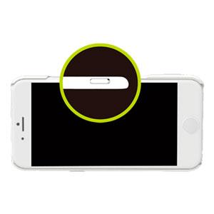 Kisomo iSelf iPhone 6 Selfie Case - Black