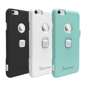 Kisomo iSelf iPhone 6 Selfie Case - White