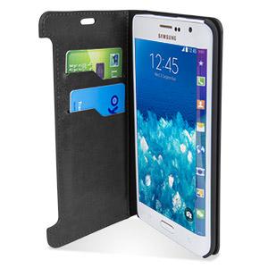 OIixar Samsung Galaxy Note Edge Wallet Case - Black
