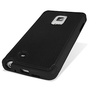 Samsung Galaxy Note Edge Tough Case - Black