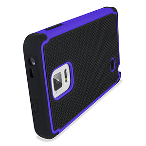 Samsung Galaxy Note Edge Tough Case - Blue