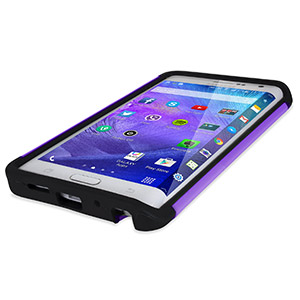 Samsung Galaxy Note Edge Tough Case - Purple