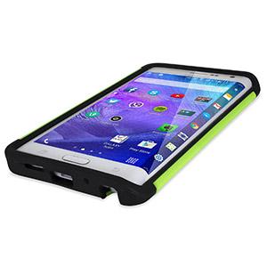 Samsung Galaxy Note Edge Tough Case - Green
