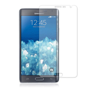 MFX Samsung Galaxy Note Edge Screen Protector Twin Pack