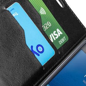 Encase Samsung Galaxy Note Edge Wallet Case - Black