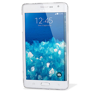 Polycarbonate Galaxy Note Edge Shell Case - 100% Clear