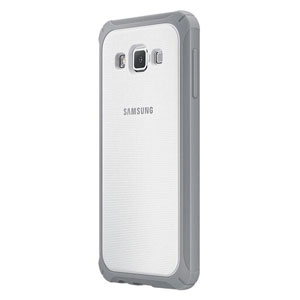 sports shoes 87785 c109e Official Samsung Galaxy A3 2015 Cover Plus Case - Light Grey