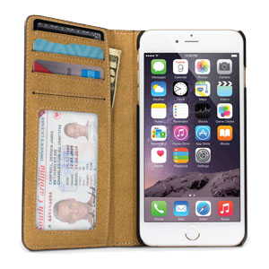 Twelve South BookBook iPhone 6 Wallet Case - Black
