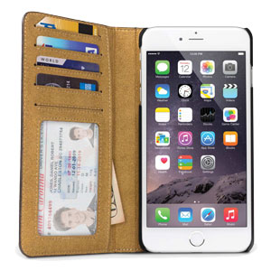 Twelve South BookBook iPhone 6 Plus Wallet Case - Black