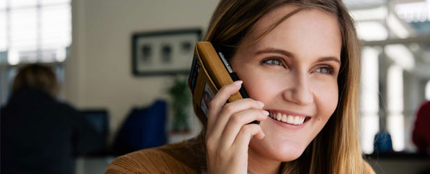 Twelve South BookBook iPhone 6 Plus Wallet Case - Brown